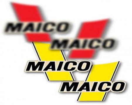 DECOS RESERVOIR JAUNE MAICO 250 400 440 501 MC GS 1976