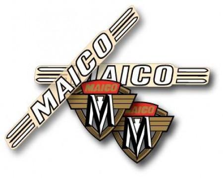 DECOS RESERVOIR MAICO 250 400 440 MC GS 1974