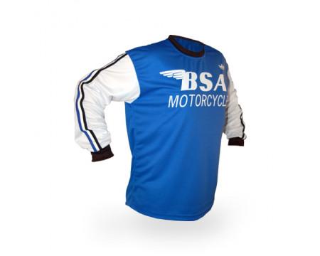 MAILLOT BSA MX VINTAGE