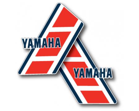 DECOS RESERVOIR PERFOREES YAMAHA 125 YZ 1984