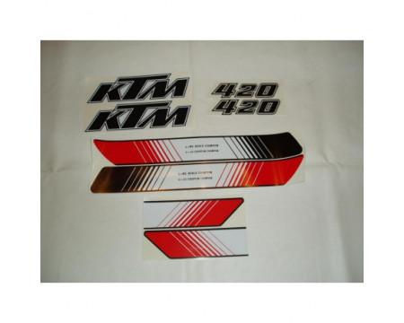 KIT DECOS KTM 1980