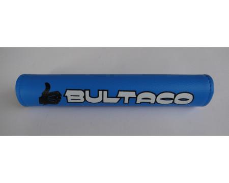 MOUSSE DE GUIDON BULTACO BLEU ET BLANCHE
