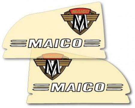 DECOS RESERVOIR MAICO 250 400 440 MC GS 1974 1975