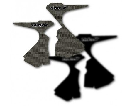 DECO BOITE A AIR CARBONE KAWASAKI 125 250 KX de 1995 à 1998