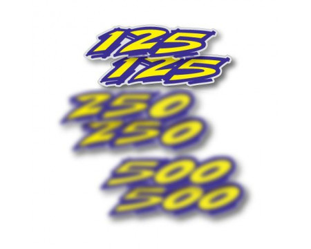 DECOS BRAS OSCILLANT KAWASAKI 125 KX 1996