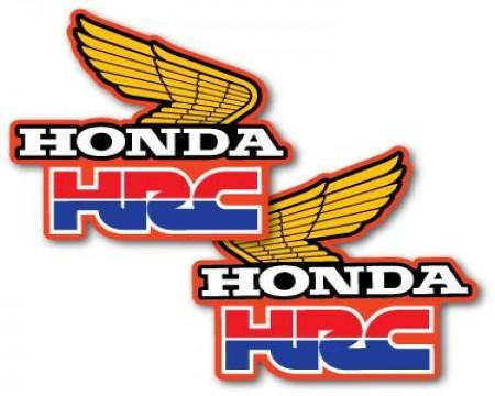 AILES HONDA HRC CR 1973 à 2007 PERFORE