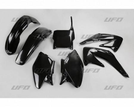 KIT PLASTIQUES UFO HONDA CRF450 2004 BLACK