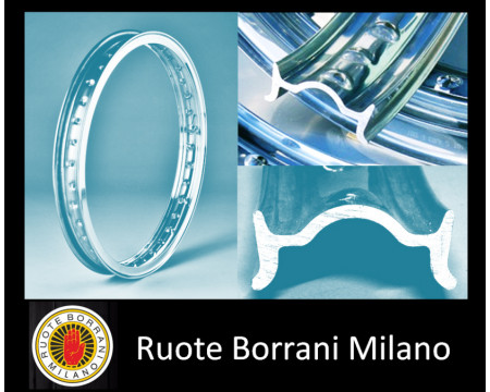 JANTE ALU BORRANI RECORD WM-1 - 1.6 - 21