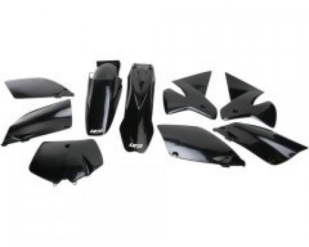KIT PLASTIQUE KTM SX/SXF 2000 BLACK