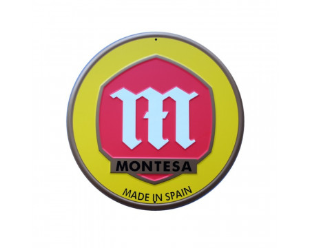 PLAQUE DECORATIVE MONTESA