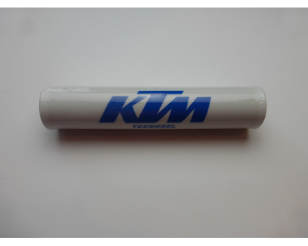 MOUSSE DE GUIDON KTM TECNOSEL BLANCHE
