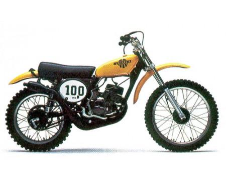 KIT PLASTIQUES SUZUKI TM100 1974/75