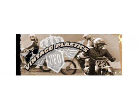 GARDE BOUE ARRIERE CROSS GRIS 1960-1974