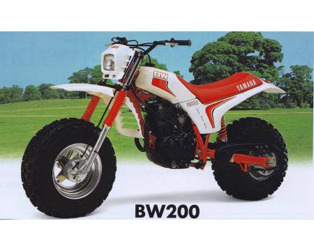KIT PLASTIQUES YAMAHA BW200 1985/88
